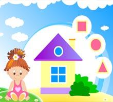 Игры для детей геометрические фигуры онлайн