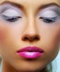Ошибка макияжа «Глаза «Фары»