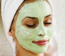 Маски лица для увядающей кожи