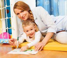 Что должен уметь ребенок в три года