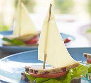 Бутерброд «Кораблик»