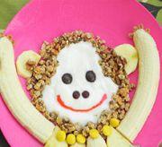 Детский завтрак «Джунгли»