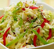 Легкий азиатский салат
