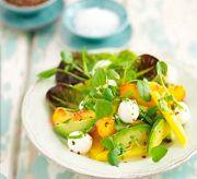 Рецепт вкусного салата из авокадо