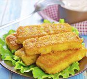 Рецепт рыбных палочек из трески
