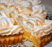 Праздничный ореховый пирог
